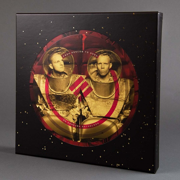 Erasure - From Moscow To Mars Anthology Super Deluxe Box