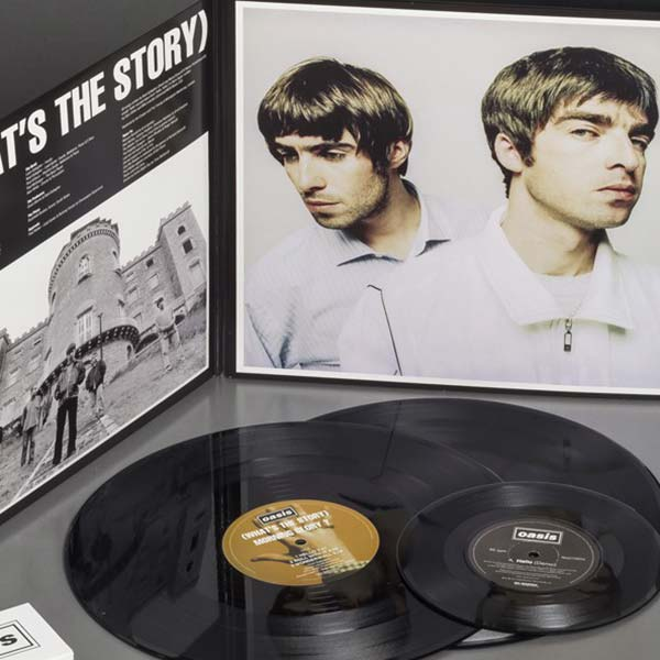 Oasis - '(What's The Story) Morning Glory?' Deluxe Box Set