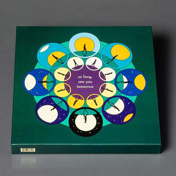 Bombay Bicycle Club - 'So Long, See You Tomorrow' Deluxe Vinyl Box Set