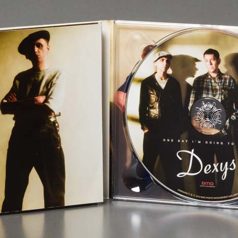 Dexys - 'One Day I'm Going To Soar' CD digipack