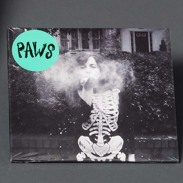 Paws - 'Youth Culture Forever' Coloured Vinyl and CD