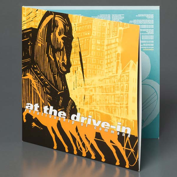 At The Drive-In - 'Relationship Of Command' Record Store Day Special Edition
