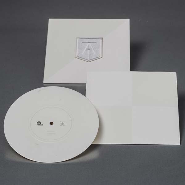 "Twin Atlantic - 'Heart and Soul' Record Store Day Limited Edition White 7"" Single"