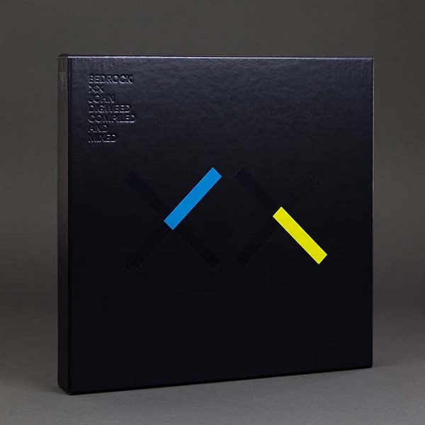 "John Digweed ""Bedrock XX"" Deluxe Vinyl & CD Box Set, manufactured by Modo Design & Production"